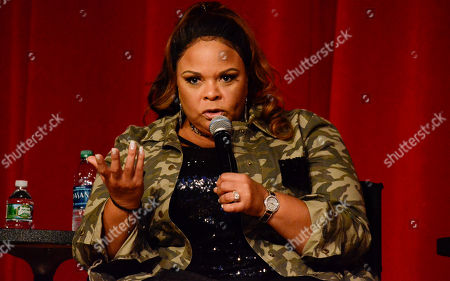 Stock Photo of Tamela Mann