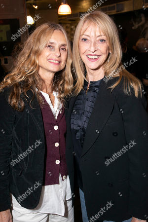 Maryam d'Abo and Sharon Maughan