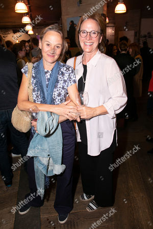 Stock Picture of Niamh Cusack and Penny Downie