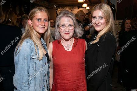 Grace Teale, Sylvestra Le Touzel (Mrs Needham/Lady Thornhill) and Eliza Teale