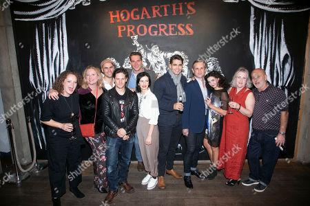 Editorial image of 'Hogarth's Progress' play, Press Night, Kingston, UK - 29 Sep 2018