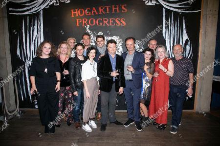 Editorial photo of 'Hogarth's Progress' play, Press Night, Kingston, UK - 29 Sep 2018