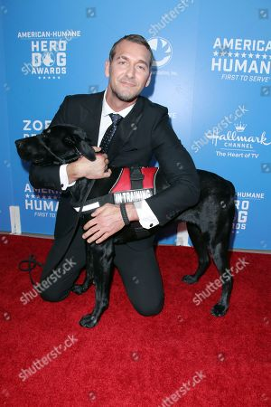 Editorial picture of American Humane Dog Awards, Los Angeles, USA - 29 Sep 2018