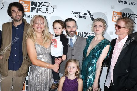 Editorial picture of 'Her Smell' film premiere, New York Film Festival, USA - 29 Sep 2018