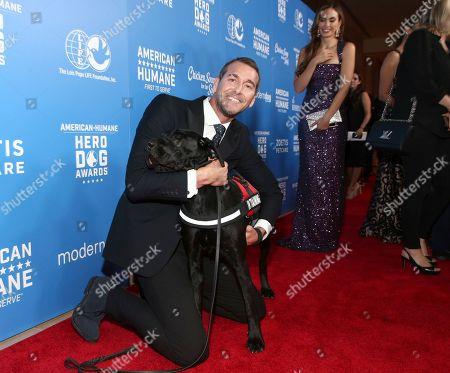 Editorial photo of 2018 American Humane Hero Dog Awards, Beverly Hills, USA - 29 Sep 2018