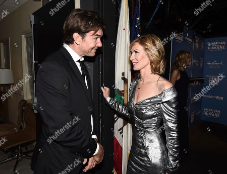 Jerry O'Connell, Carole Radziwill. Jerry O'Connell, left, and Carole Radziwill speak at the 2018 American Humane Hero Dog Awards at The Beverly Hilton, in Beverly Hills, Calif