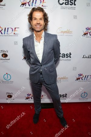 Louis van Amstel seen at the RIDE Foundation Dance for Freedom Gala at The Broad Stage, in Santa Monica, Calif