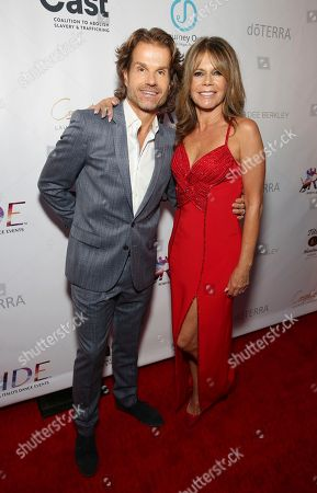 Louis van Amstel, Mary-Margaret Humes. Louis van Amstel and Mary-Margaret Humes seen at the RIDE Foundation Dance for Freedom Gala at The Broad Stage, in Santa Monica, Calif