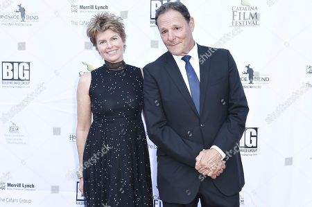 Dana Sparks, Chris Mulkey. Dana Sparks, left, and Chris Mulkey attend the Catalina Film Festival Tribute and Best of Fest Awards, in Avalon, Calif