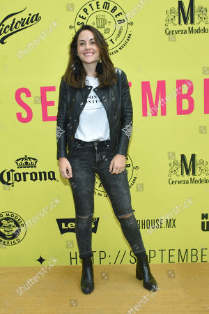 Editorial picture of 'September Fest' Beer Festival, Mexico City, Mexico - 29 Sep 2018