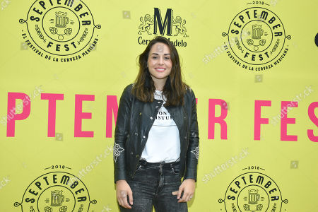 Editorial image of 'September Fest' Beer Festival, Mexico City, Mexico - 29 Sep 2018