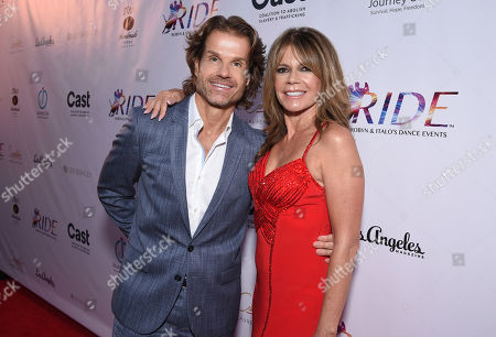 Stock Image of Louis van Amstel and Mary-Margaret Humes