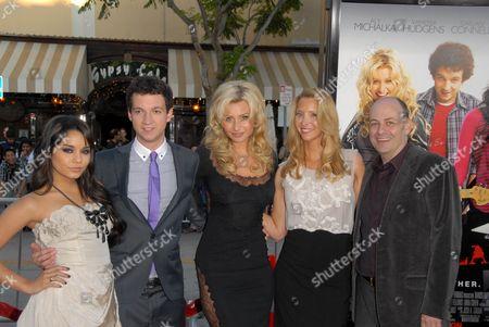 Editorial photo of 'Bandslam' Premiere, Westwood, Los Angeles, America - 06 Aug 2009
