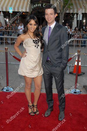 Vanessa Hudgens with Gaelan Connell