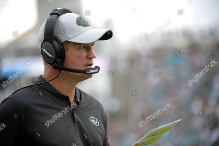 Editorial image of Jets Jaguars Football, Jacksonville, USA - 30 Sep 2018