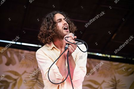 Stock Picture of Allan Rayman seen at Ohana Festival at Doheny State Beach, in Dana Point, Calif