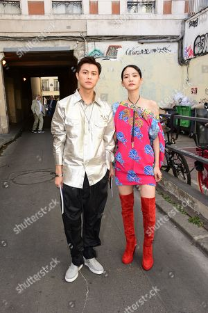 Prince Chiu, Prince Pstar, Joanne Tseng, Chiao Chiao Tzeng