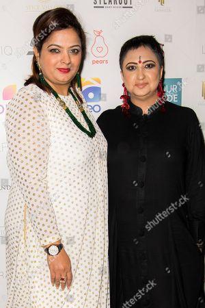 Designers Ruchika Krishnani and Ashuma Sachdeva