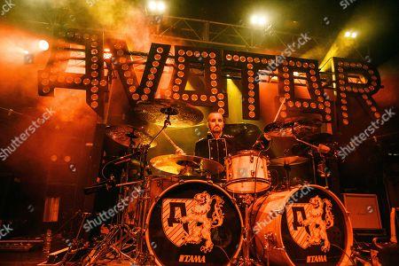 Avatar - John Alfredsson, drummer