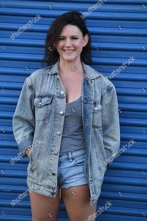 Stock Photo of Carrie Manolakos