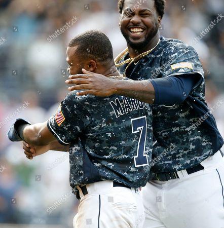 Editorial picture of Diamondbacks Padres Baseball, San Diego, USA - 30 Sep 2018