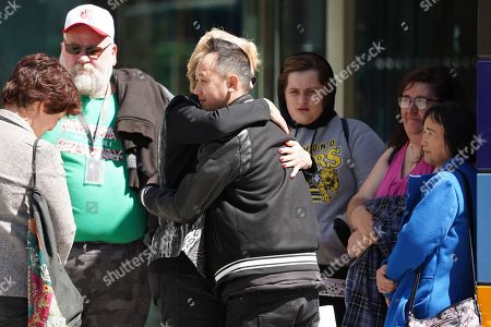 Editorial photo of Deportation case at the Federal Court in Melbourne, Australia - 01 Oct 2018