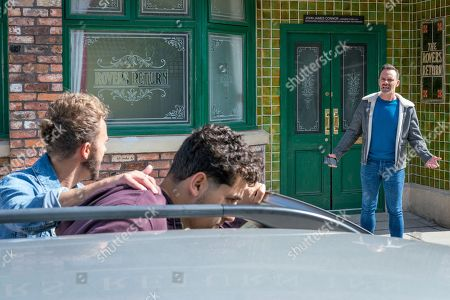 Editorial picture of 'Coronation Street' TV Series UK  - 2018