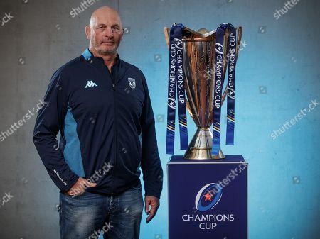 Montpellier head coach Vern Cotter