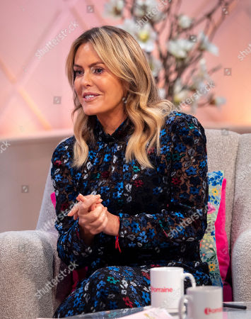 Editorial picture of 'Lorraine' TV show, London, UK - 01 Oct 2018