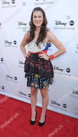 Editorial image of Disney ABC Television Group All Star Party, Pasadena, Los Angeles, America  - 08 Aug 2009