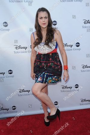 Editorial picture of Disney ABC Television Group All Star Party, Pasadena, Los Angeles, America  - 08 Aug 2009