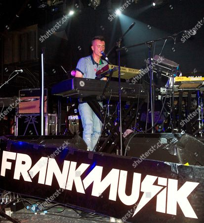 Frankmusik aka Vincent Frank