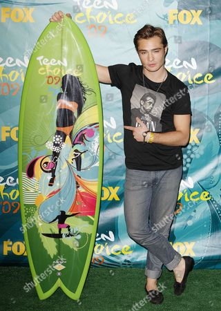 Stock Picture of Edward Westwick
