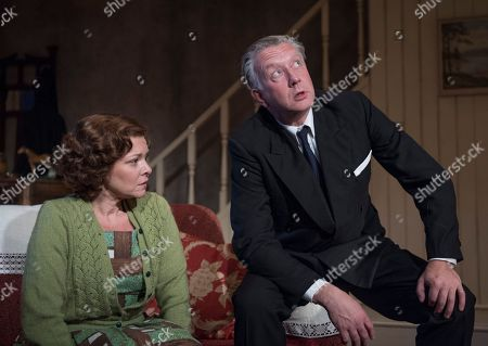 Finty Williams as Barbara, Jasper Britton as Stewart