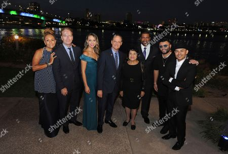 Editorial picture of LOUD Somos Gala, Long Beach, USA - 30 Sep 2018