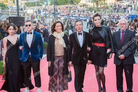 Editorial picture of 29th Dinard Festival of British Cinema, France - 29 Sep 2018