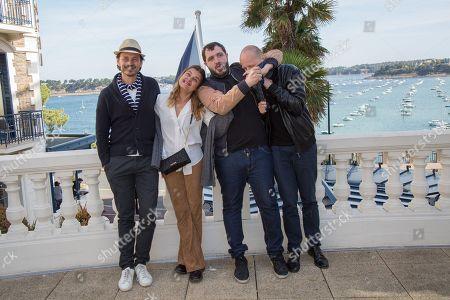 Editorial image of 29th Dinard Festival of British Cinema, France - 29 Sep 2018