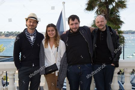 Bernaby Southcombe,Cedric Delelee, Louise Grinberg, Karim, Leclou