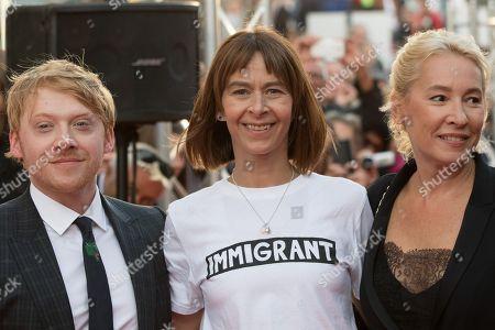Rupert Grint, Kate Dickie, Emmanuelle Bercot