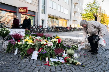 Editorial image of Kim Larsen dies at 72, Copenhagen, Denmark - 01 Oct 2018