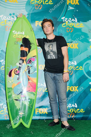 Editorial picture of Teen Choice Awards 2009 at Gibson Amphitheatre, Universal City, Los Angeles, America - 09 Aug 2009