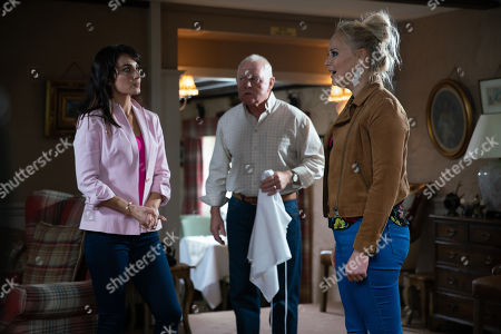 Editorial picture of 'Emmerdale' TV Series UK  - 2018