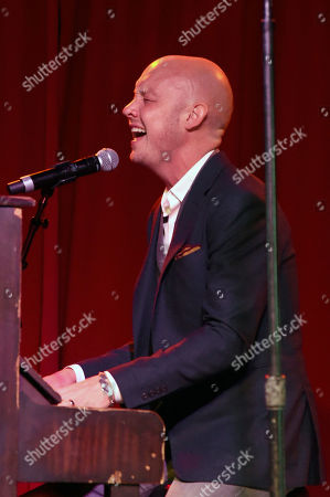 Isaac Slade of The Fray