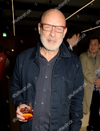 Stock Picture of Brian Eno