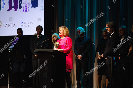 Editorial image of This Morning' 30th Anniversary Gala, BAFTA, London, UK - 01 Oct 2018