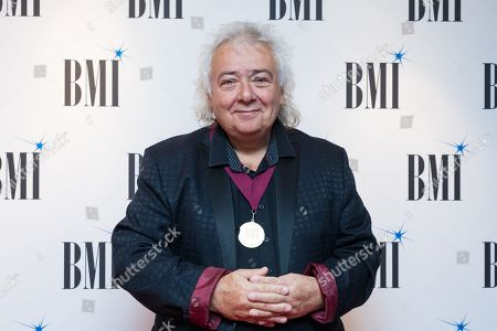 Editorial picture of BMI Awards, Arrivals, London, UK - 01 Oct 2018