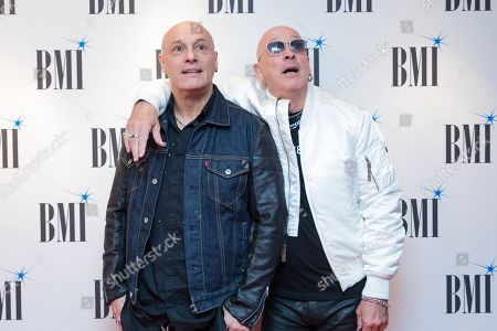 Fred Fairbrass and Richard Fairbrass of Right Said Fred