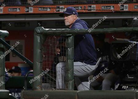 Editorial image of Padres Giants Baseball, San Francisco, USA - 26 Sep 2018
