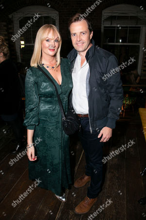 Editorial photo of 'Pack of Lies' party, Press Night, London, UK - 01 Oct 2018