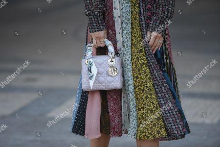 Victoria Magrath, bag detail